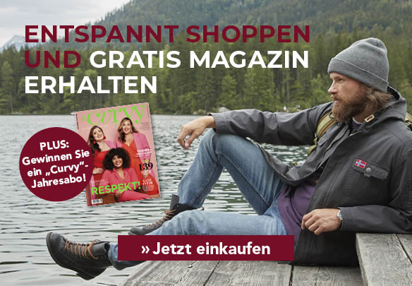 the Curvy Magazin