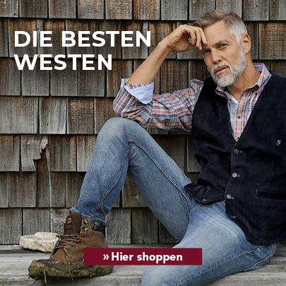 Jetzt Westen shoppen