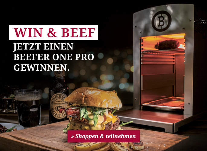 Beefer Gewinnspiel