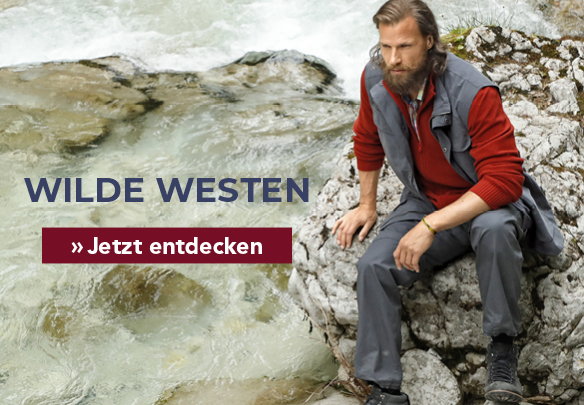 Westen entdecken