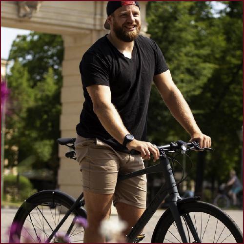 XXL Trekking Bike