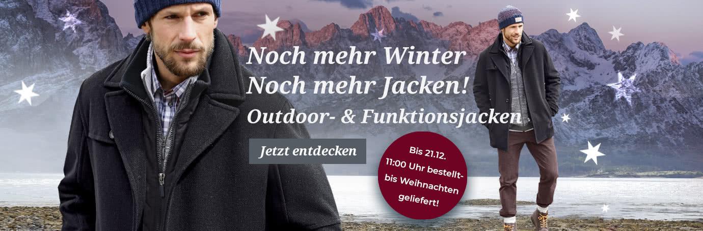 Outdoor- & Funktionsjacken