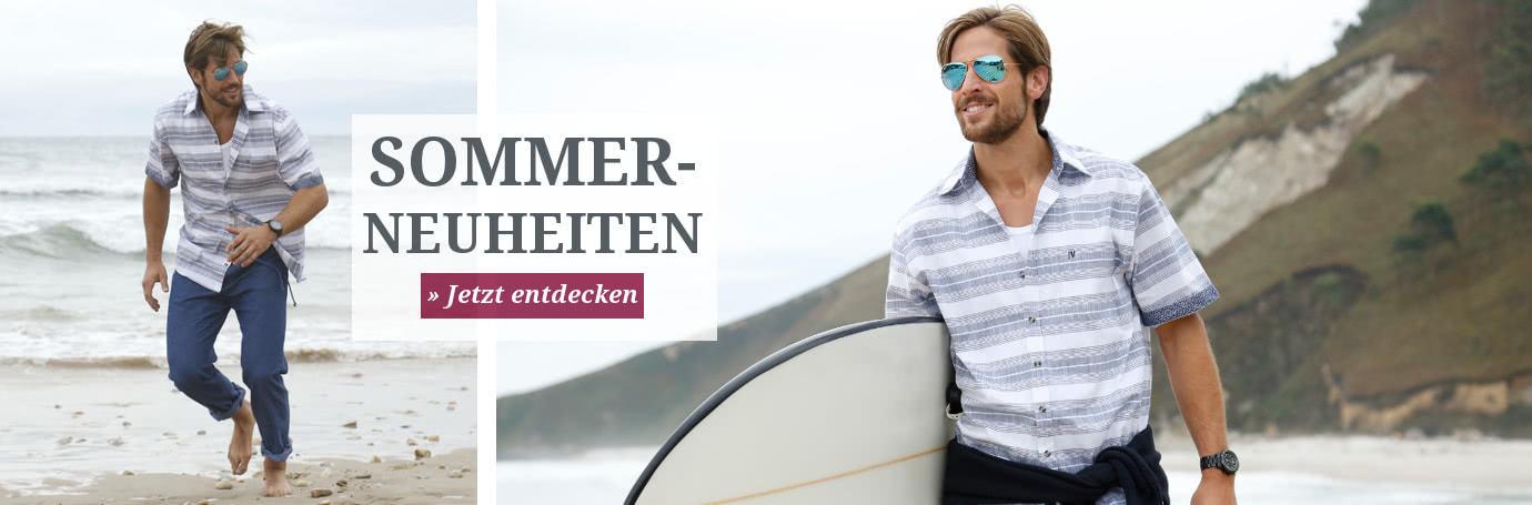 Sommerneuheiten