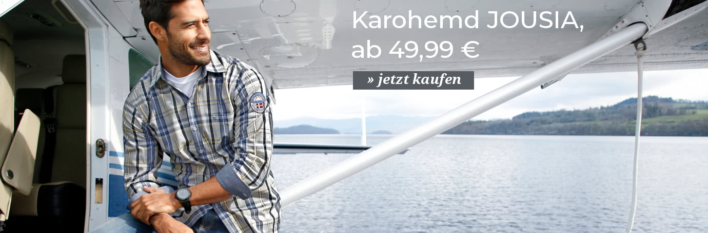 Karohemd Joursia ab 49,99 €