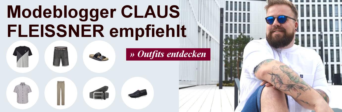 Claus Fleissner empfiehlt