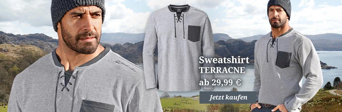 Sweatshirt TERRACNE