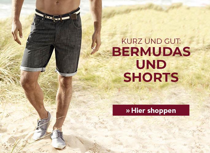 Bermudas shoppen