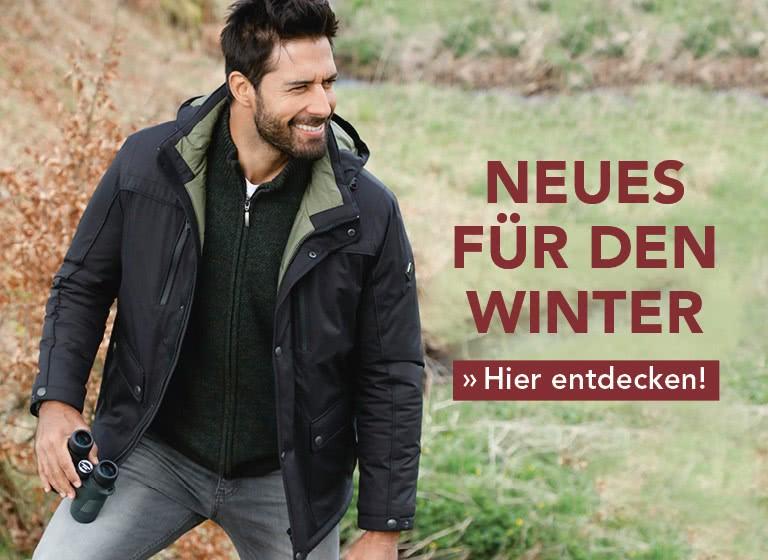 Neues für den Winter