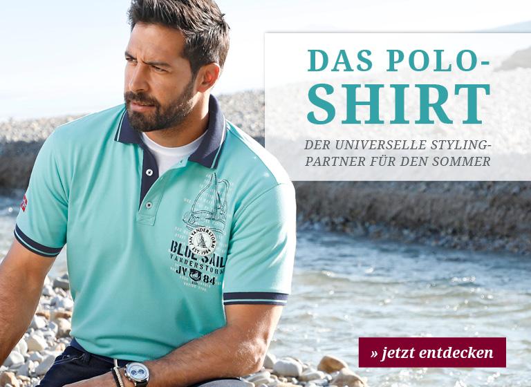 Polos und Shirts